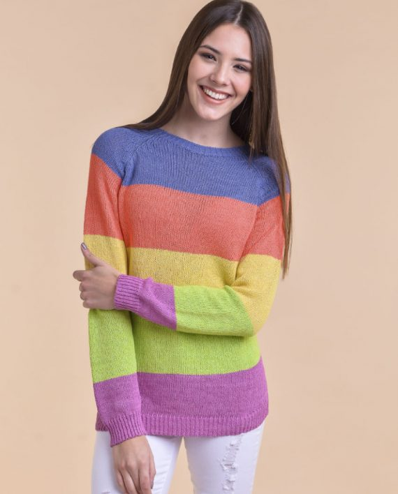 Sweater color Mauro Sergio